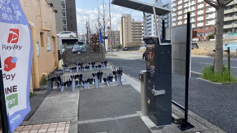 【エコステーション21】阪急オアシス服部緑地店