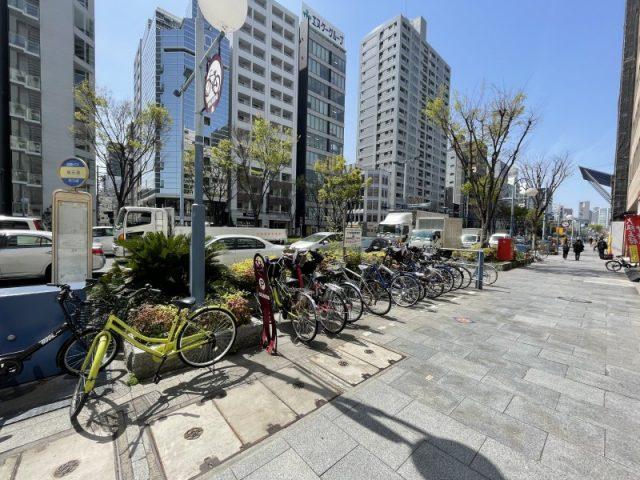 大阪市立自転車駐車場