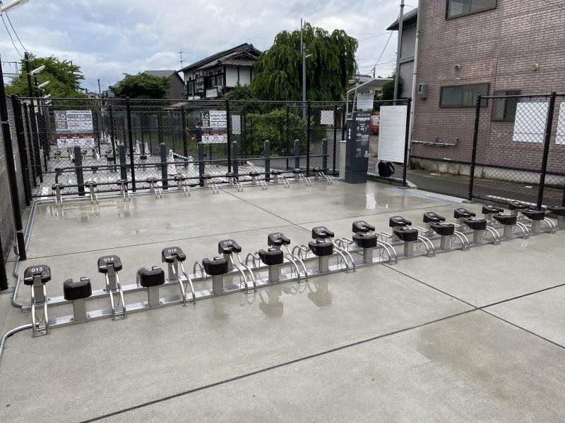 エコステーション21 阪急嵐山