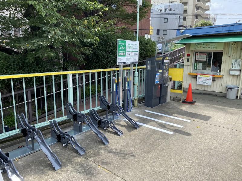 【エコステーション21 駅前第二駐輪場